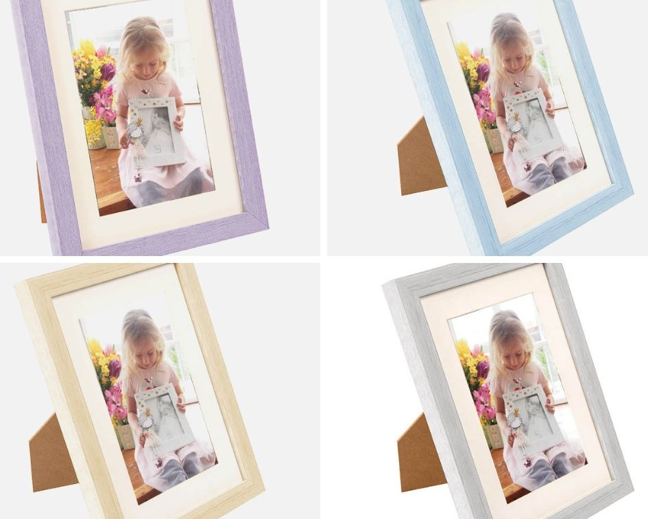 Novinky Goldbuch - Farebné fotorámiky na stenu aj na poličku